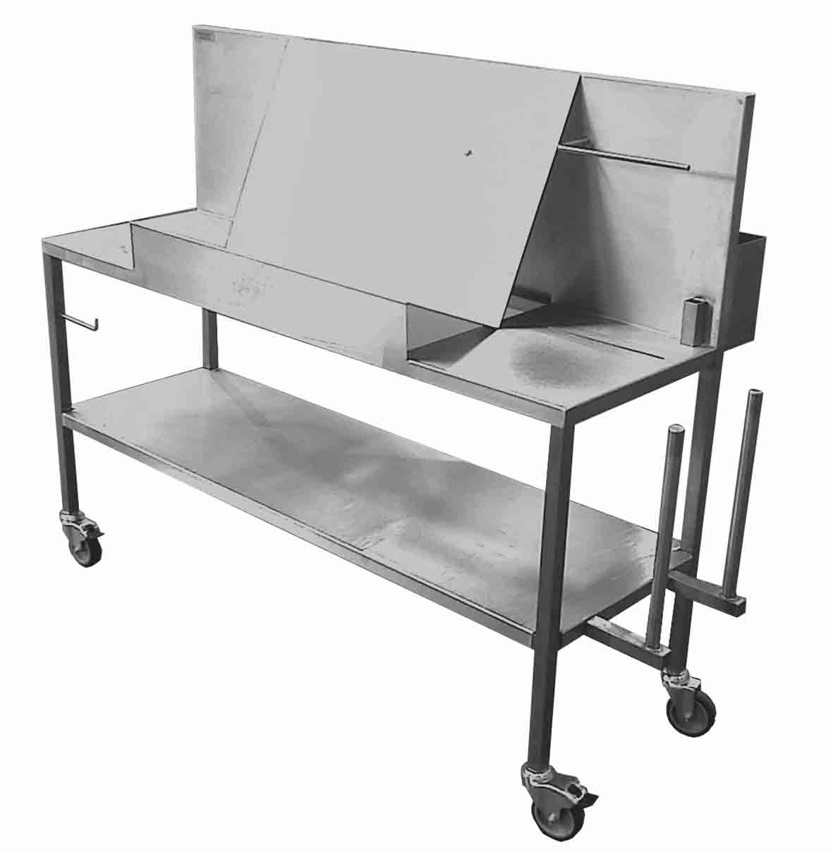 Stainless Steel and Aluminium Furniture
