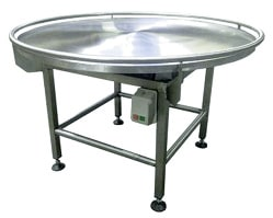 Stainless Steel Rotary Turntables