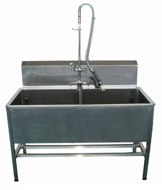 Stainless Steel Sinks & Washroom Equipment