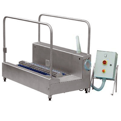 Automatic Sole Washer